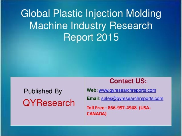 Global Powder Injection Molding Industry 2017 Market Research Report