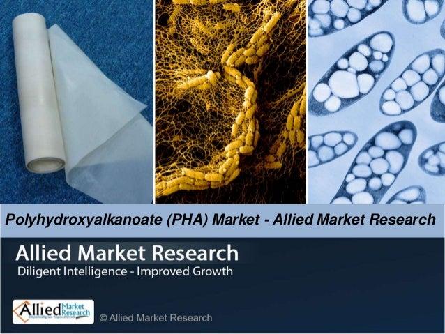 Polyhydroxyalkanoate (PHA) Market - Allied Market Research