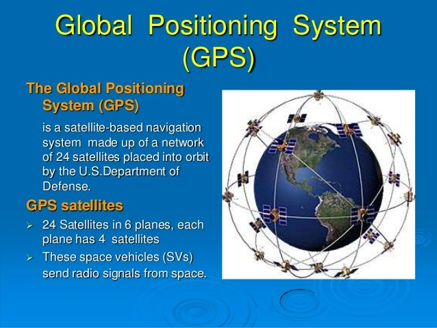 Vehicle Tracking System >> BEST concept on Global positioning system(GPS)