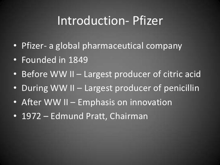 the globalization of wyeth Impact of globalization of pharmaceutical industries - download as word doc (doc), pdf file (pdf), text file (txt) or read online.