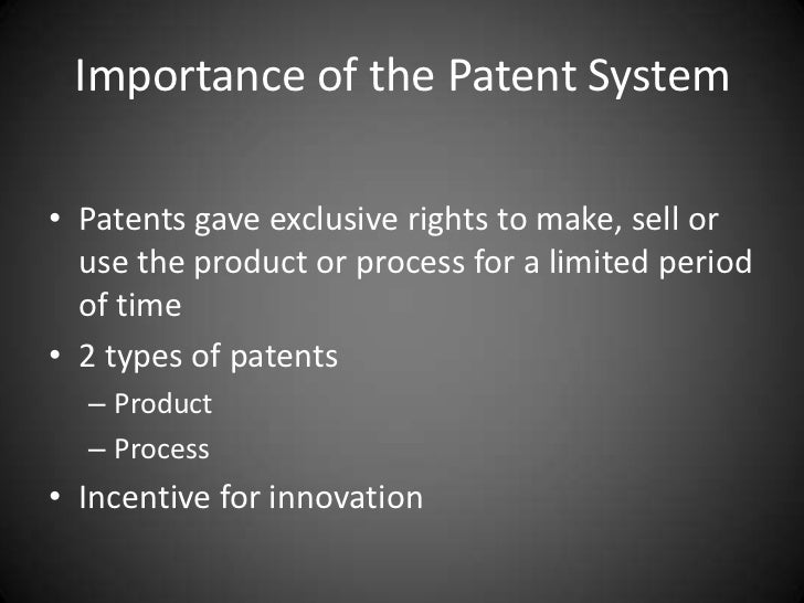 an analysis of the topic of the intellectual property law and the protection of products From protecting your inventions, ideas, and product names to the public domain and fair use rules, you can find everything about intellectual property here.