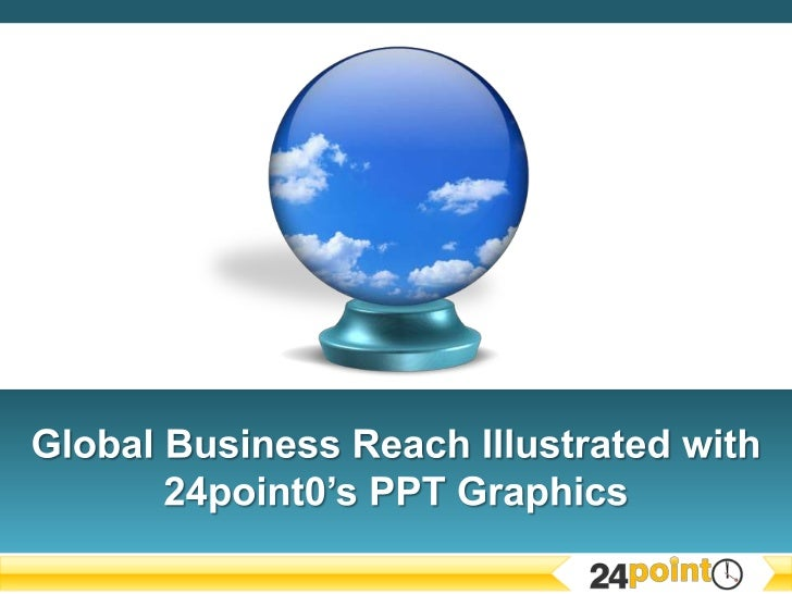 Depicting Global Business24point0's Point People are the perfect PowerPoint accessory for the globe trotting business cons...
