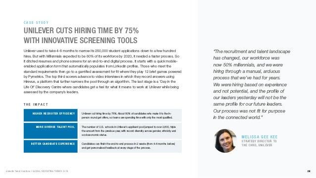 Global recruiting trends 2018 full report