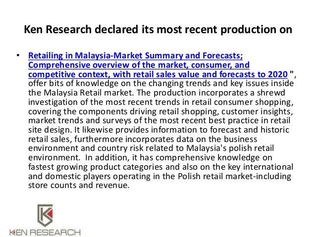 Global Retail Industry Research : ken Research Slide 3