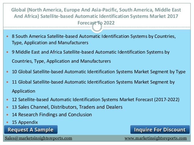 global satellite based automatic identification systems market analys. Black Bedroom Furniture Sets. Home Design Ideas