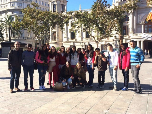 Global School To School Exchange Program Spain Pictures