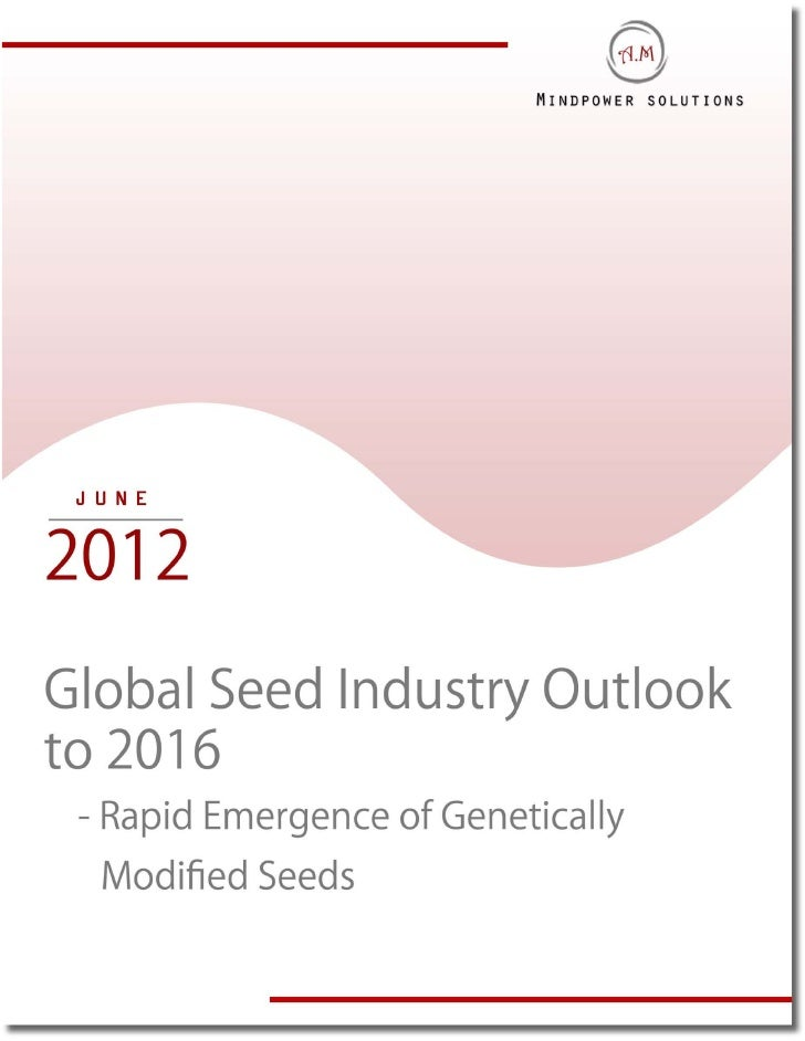 TABLE OF CONTENTSList of FiguresList of Tables1.     Global Seed Industry Introduction2.     Global Seed Market Size by Va...
