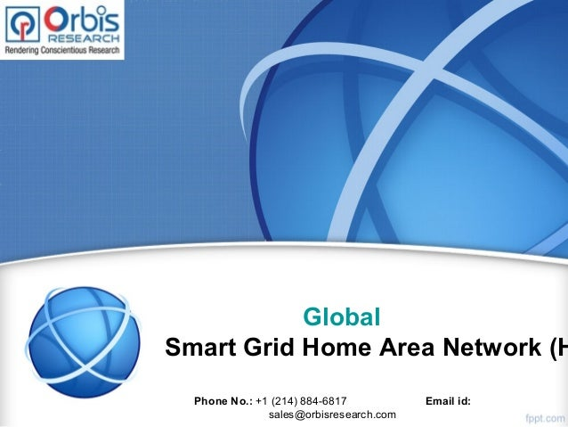 Global Smart Grid Technologies and Growth Markets 2013-2020