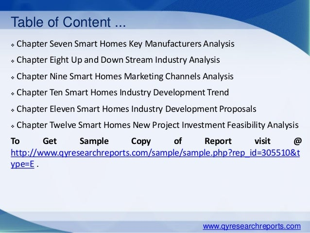 smart homes market global industry analysis Smart homes market - global industry analysis, size, share, growth, trends and forecast 2017 - 2025.