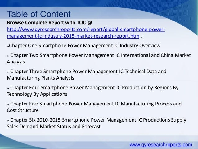 global smartphone power management ic market This report presents the worldwide smartphone power management ic market size (value, production and consumption), splits the breakdown (data status 2013-2018 and forecast to 2025), by manufacturers, region, type and application.