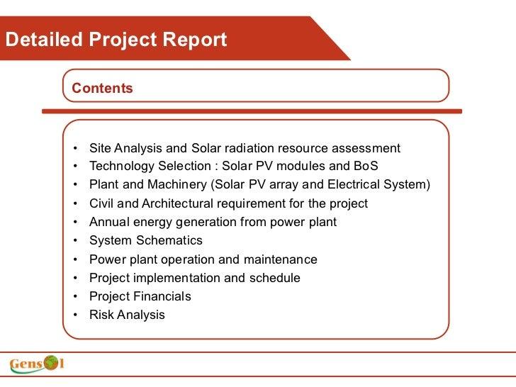 Solar Photovoltaic Power Plant: Best Practices