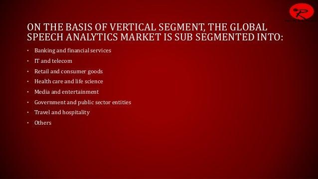 Global speech analytics market insights, opportunities,