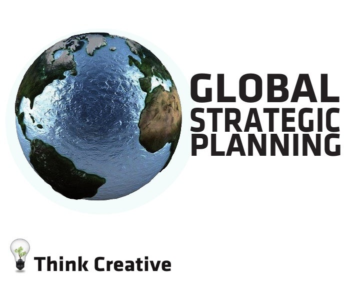 GLOBALSTRATEGICPLANNING