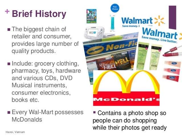 MGT 601 - Wal-Mart Changes Tactics