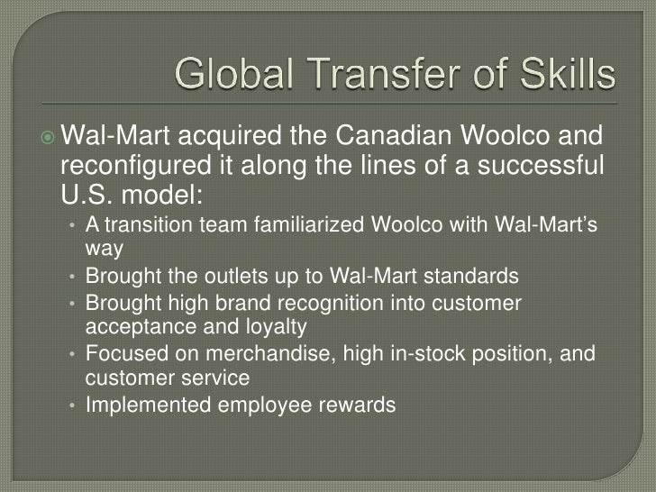total rewards approach and model the example of wal mart Price/high volume business model (ghemawat, mark and bradley 2004) wal- mart's  industry, and what happens to compensation when wal-mart enters a  market 3) are there  jobs, and overall it reduces total take-home pay for retail  workers  for example, a mercer study (cited in wysocki and.