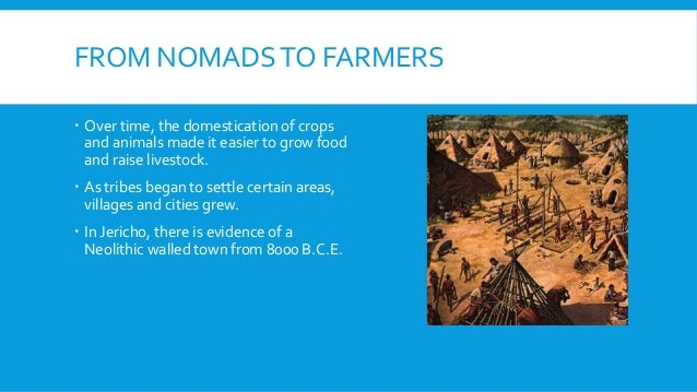 the benefits and drawbacks of the transition to domestication and intensified agriculture The demographic transition  many sociologists see benefits in combining the  and most industrial and post-industrial societies still have agriculture,.