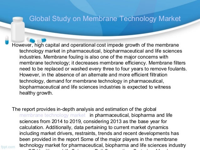 Global Membrane Technology Market Research Report and ...