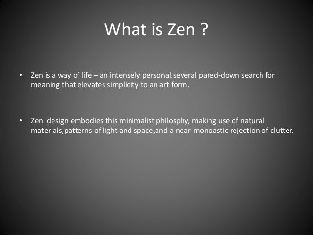 Zen Design Meaning Images - Best idea home design - extrasoft.us