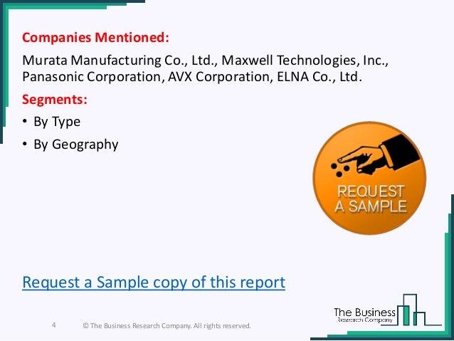 Global Supercapacitors and Ultracapacitors Market