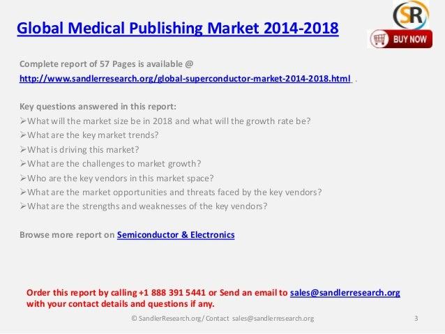 Global Medical Publishing Market