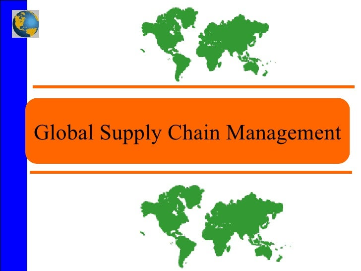 Supply Chain Management Assignment Help Online