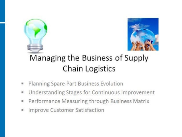 sample supply chain business plan essays