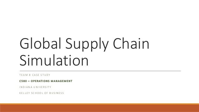 supply chain case study From ten game-changing supply chain trends that can help companies improve operations to emerging trends in wireless technology in this top story in case studies.