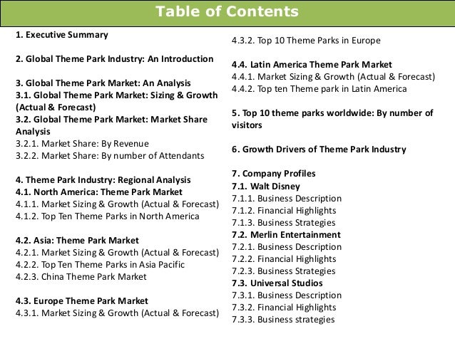 walt disney executive summary Executive summary the walt disney company's ability to compete in a range of industries (film and televi¬sion production, theme parks, and consumer products) and excel in all of them is staggering.
