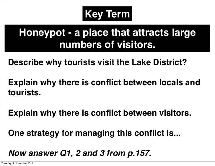 Global tourism part 2