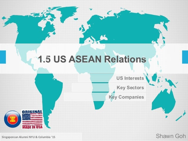 Fta Free Trade Agreement Usa Asean Aec