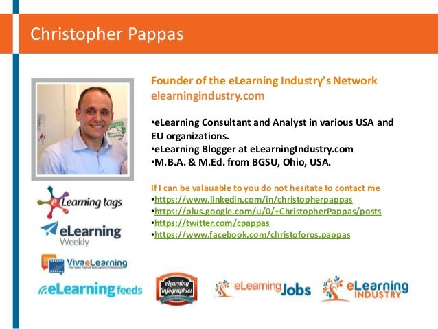 Global trends in the e-Learning industry Slide 2
