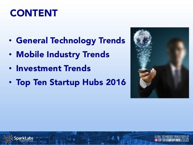 General Technology Trends