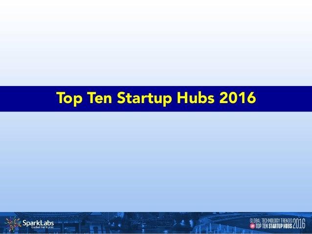 Silicon Valley New York London  Berlin Stockholm Seoul Tel Aviv Beijing Los Angeles Boston Top Ten Startup Hubs ...