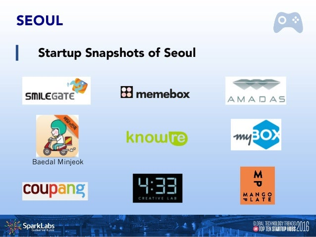 Startup Snapshots of Los Angeles LOS ANGELES