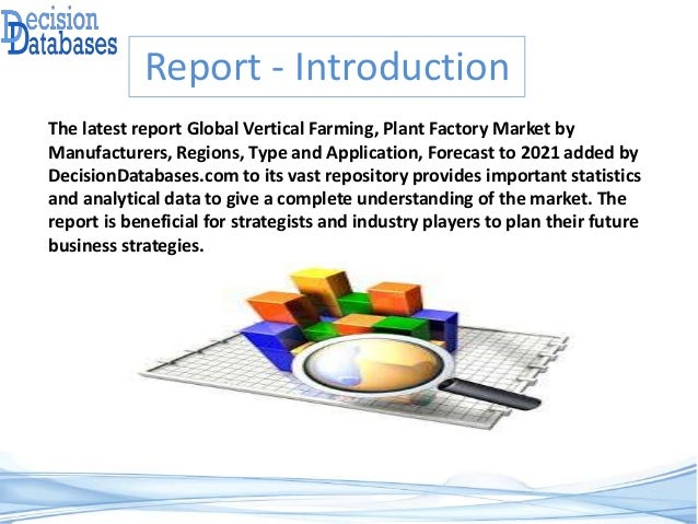 vertical farming plant factory market shares strategies and Wintergreen research announces that it has published a new study vertical farming, plant factory market, shares, strategies, and forecasts, worldwide, 2014 to 2020.