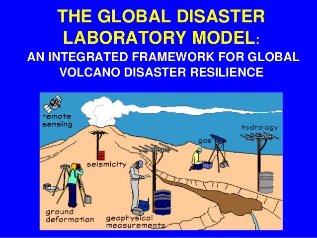 THE GLOBAL DISASTER LABORATORY MODEL: AN INTEGRATED FRAMEWORK FOR GLOBAL VOLCANO DISASTER RESILIENCE
