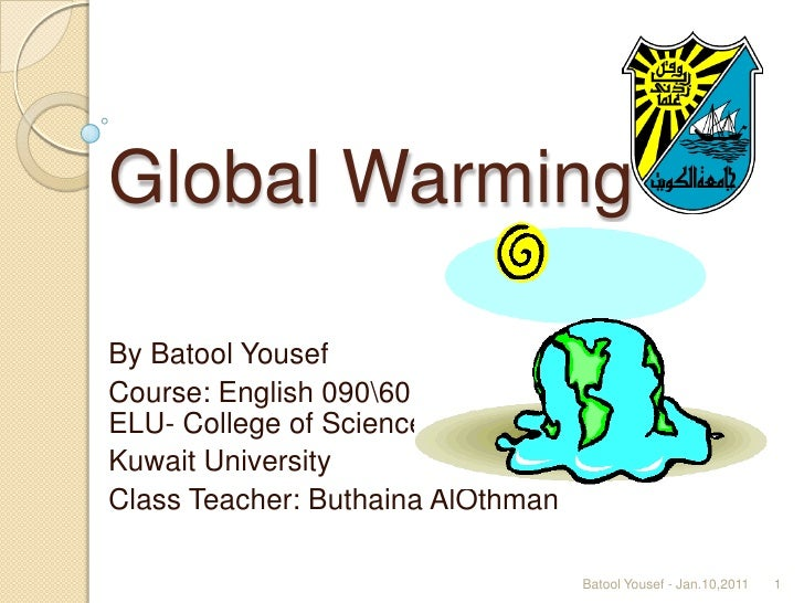 global warming class 7 Lesson plan: global warming lesson objectives by the end of this lesson, students will: 1 form definitions of the greenhouse effect based on prior knowledge, class.