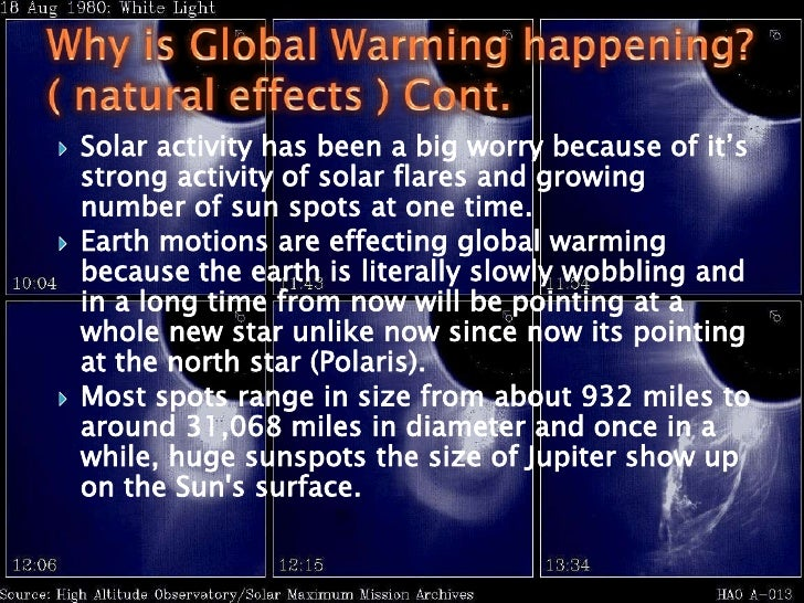 4 myths climate deniers can turn to now that it turns out ... |Global Warming Happening Right Now