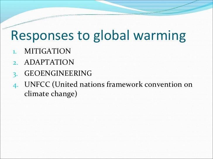 Report Writing On Global Warming Pdf