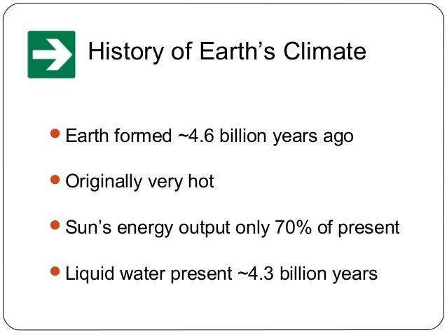Global warming Slide 3
