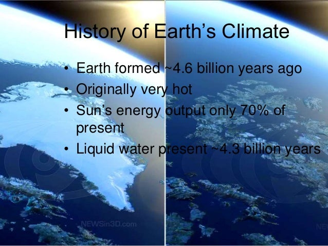 an introduction to the history and the issue of global warming How is global warming linked to extreme weather  the average global  temperature has increased at the fastest rate in recorded history  to centuries in  the atmosphere, trap the heat and cause the planet to get hotter.