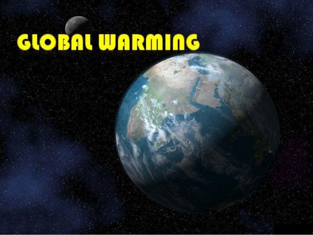 IB ESS Toipc 6 Global warming