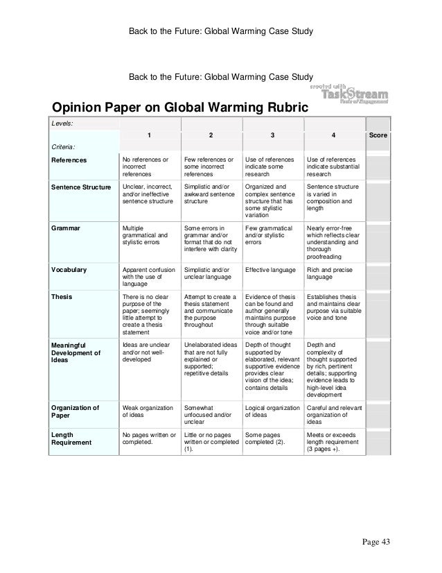 effects of global warming case studies Definition of impacts of sea-level rise and climate change   national and  regional/global case studies (eg, nicholls and mimura, 1998 mimura, 2000 de  la.