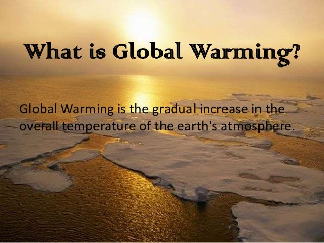 the effects of global warming on the earth Learn how the sun affects our climate in this primer from the union of concerned scientists to global warming too weak to effect the earth.