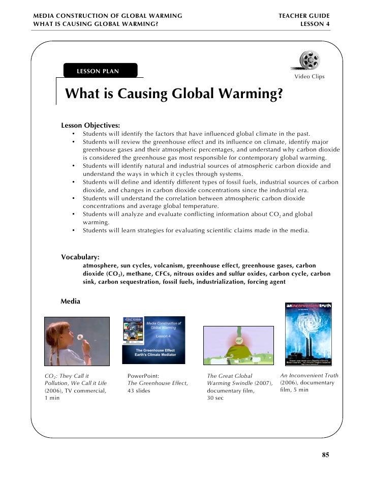 Global Warming Worksheets – Fossil Fuels Worksheet