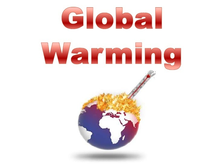powerpoint presentation for global warming