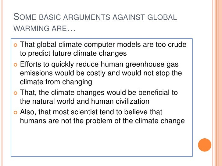 an argument in favor of reducing the greenhouse gas emission in the world Arguing in favor of cap-and-trade, paul krugman recently wrote that cutting greenhouse gas emissions is affordable he reasons, correctly, that there will be cost savings stemming from the .