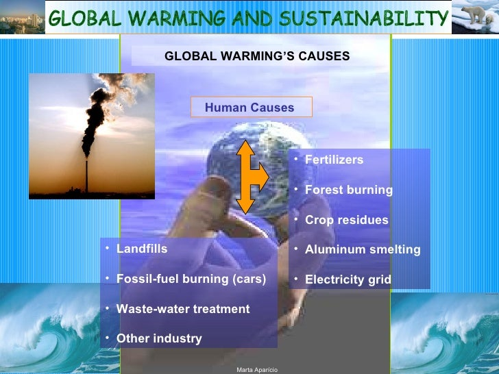 sustainability and global warming Global warming, also referred to as climate change food production is not threatened, and economic development can proceed in a sustainable fashion.