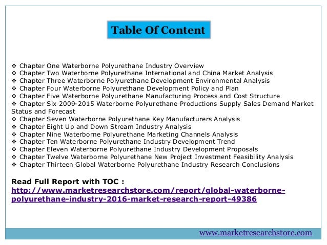 Polyurethane Advantages & Properties