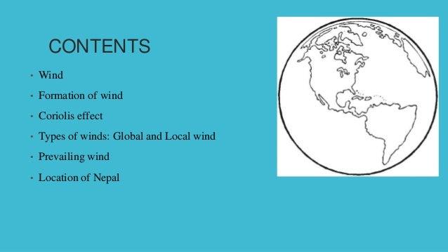 Global wind patterns Slide 2